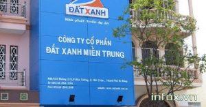 Công ty cổ phần Đất Xanh Miền Trung