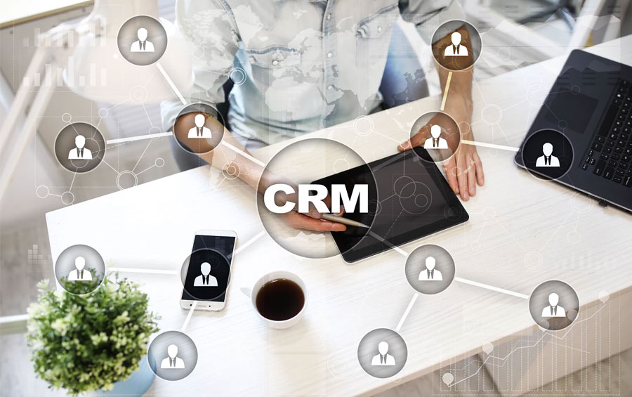 SmartLand CRM