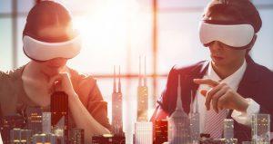 VR trong kinh doanh bất động sản