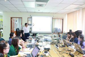 Buổi thảo luận tại Infox