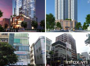 Mộ số dự án do công ty quản lý tòa nhà PRO thực hiện