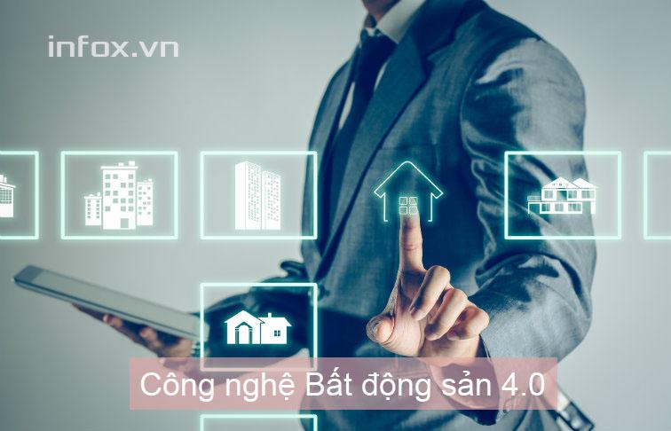 Công nghệ Bất động sản 4.0