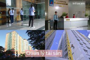 Quản lý tài sản trong lĩnh vực bất động sản