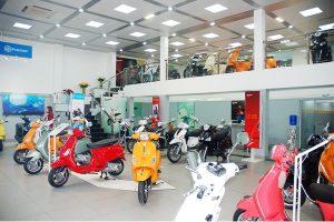Cửa hàng xe may Piaggio
