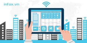Giải pháp công nghệ quản lý tòa nhà