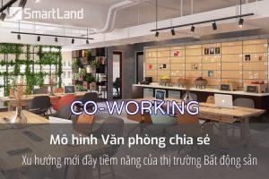 Mô hình văn phòng chia sẻ Co-working