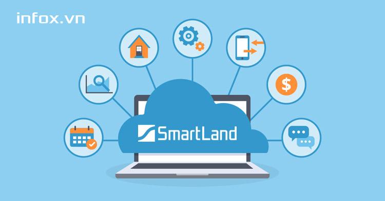 Phần mềm quản lý dự án bất động sản SmartLand Project