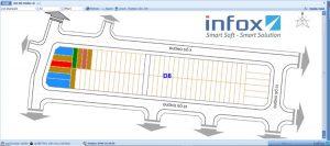 Xem sơ đồ phân lô trên phần mềm SmartLand