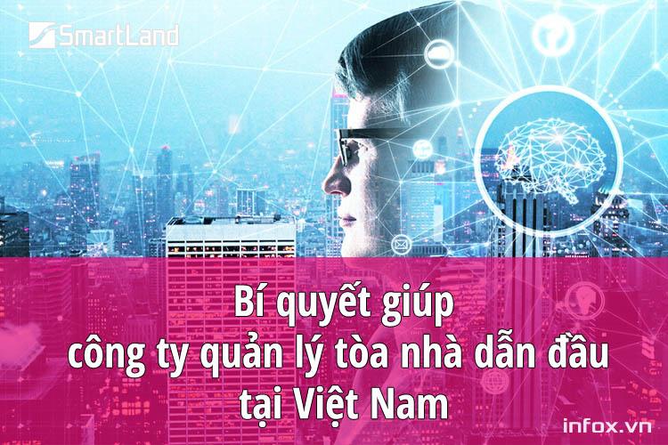 Bí quyết giúp công ty quản lý tòa nhà dẫn đầu tại Việt Nam