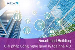 SmartLand Building - giải pháp quản lý tòa nhà 4.0