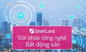SmartLand - giải pháp công nghệ Bất động sản