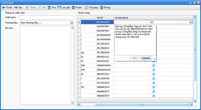 Phần mềm Bee Rem