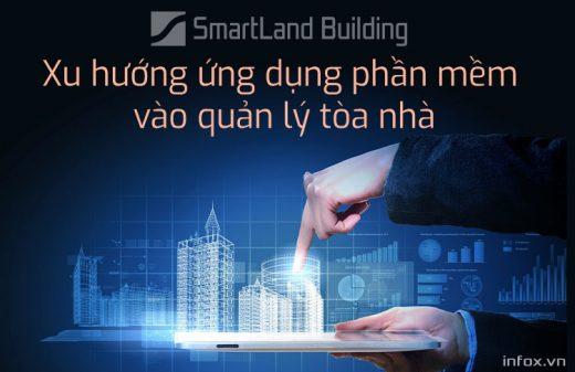 Xu hướng ứng dụng phần mềm vào quản lý tòa nhà