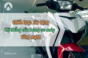 Chiến lược xây dựng hệ thống cửa hàng xe máy vững mạnh