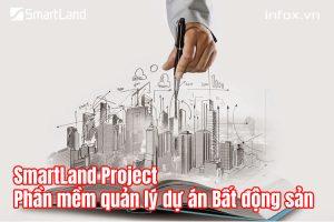 SmartLand Project - phần mềm quản lý dự án Bất động sản