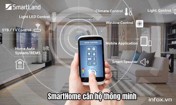 Một số Chủ đầu tư bất động sản ứng dụng công nghệ cho căn hộ của mình tạo sự khác biệt trên thị trường BĐS