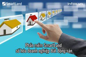 Phần mềm SmartLand số hóa doanh nghiệp Bất động sản