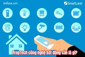 PropTech (property tech) công nghệ bất động sản là gì?