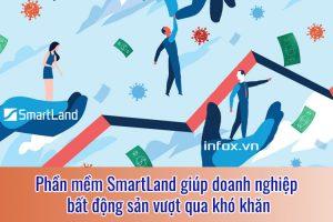 Phần mềm SmartLand giúp doanh nghiệp bất động sản vượt qua khó khăn