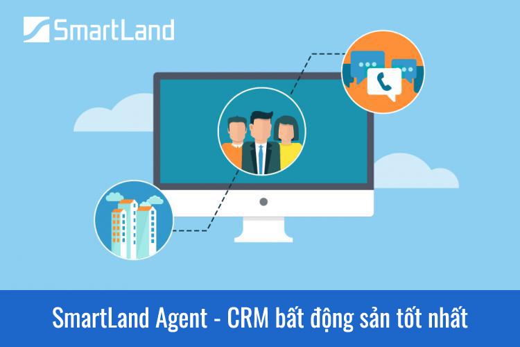 CRM cho môi giới bất động sản